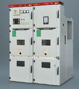 KYN28-12户内金属铠装抽出式开关柜